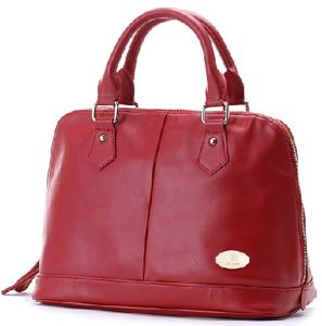 100% Real Leather Fashion Women Tote, Shoulder Handbags (1105005716S3)