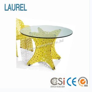 1.1mm-19mm Dining Table Tempered Glass