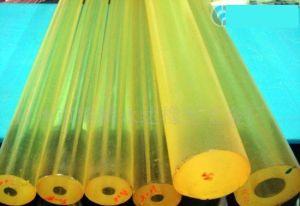 Light Yellow Polyurethane Hose, Polyurethane Tube pictures & photos