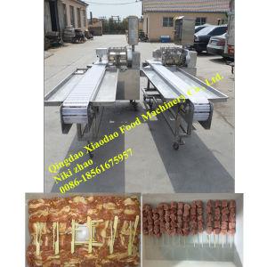 Meatball Skewer /Satay Skewer Machine pictures & photos