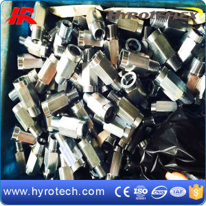 Galvanized Hydraulic Hose Fittings/ Hose Connections pictures & photos