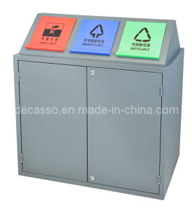 Hot-Selling Outdoor Dustbin /Garbage Bin (DL18) pictures & photos
