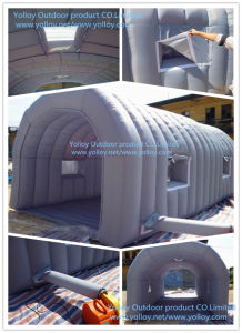 Outdoor Mobile Inflatable Car Tent Garage Cover pictures & photos