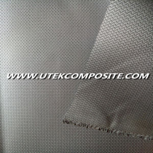 Both Sides PU Coating Fiberglass Fabric for Fireproof Blanket pictures & photos
