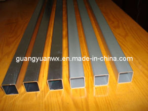 6061 T6 Anodized Aluminum Rectangle Pipe pictures & photos