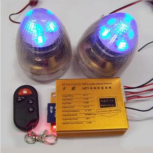 Motorcycle Audio Alarm MP3 with 2 Speakers