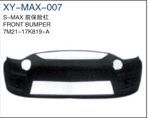 Auto Front / Rear Bumper for Ford S-Max (XY-MAX-007/08/12/13/14/15)