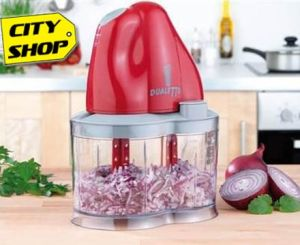Dualetto Food Processor with Dual Sharp Blade pictures & photos