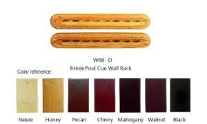 Wooden Cue Rack
