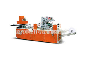 Automatic Napkin and Unwoven-Cloth Folding Machine with Flowerage-Press
