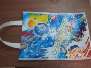 Fashion Promotional Non Woven Shopping Hand Bag pictures & photos