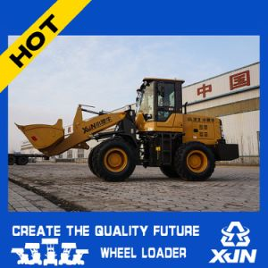Chinese Manufacture 1.8 Ton Front End Mini Wheel Loader with Ce pictures & photos