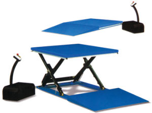 Lift Table with CE Certificate (HY) pictures & photos
