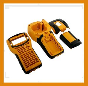 Double Shot Injection Moulding for Mobile Cover pictures & photos