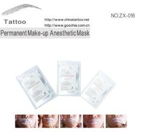 Tattoo & Permanent Makupanesthetic Mask for The Liq pictures & photos