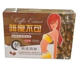 Meizhuren Loss Coffee Quick Slimming Patch pictures & photos