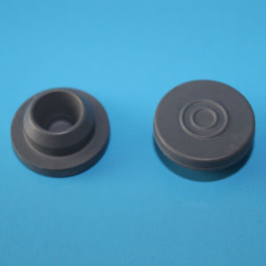 20mm Butyl Rubber Stoppers for Pharma pictures & photos