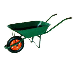 Solid Wheel for Wheel Barrow (WB6208) pictures & photos