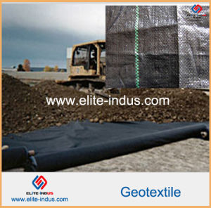 Polypropylene PP Woven Geotextile pictures & photos