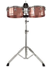 Copper Shell Timbal with Stand (TBC-1514) pictures & photos