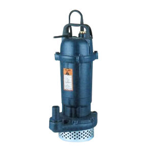 Wqd Series Submersible Sewage Pump for Waste Water