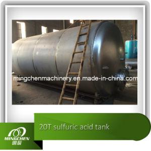 20tons Acid Proof Tank