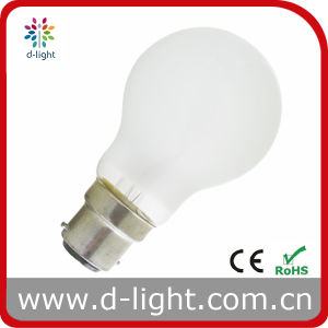 A55 B22 40W 60W 75W 100W Frosted Bulb pictures & photos