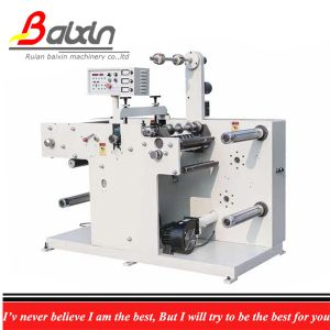 Sticker Paper Vertical Slitting Machine Mini Type pictures & photos