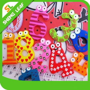 New Product Customized Toy Educational EVA Fridge Magnet pictures & photos