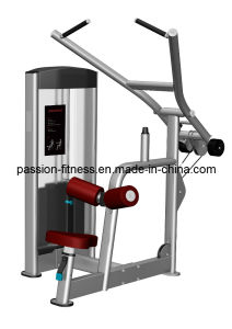 Lat Pull Down Commercial Fitness/Gym Equipment with SGS