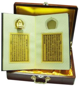 24k Genuine Gold Foil Book Craft Gift