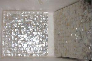 White Sea Shell Tiles (EMYK-005)