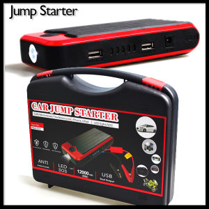 12000mAh 12 V Portable Emergency Car Jump Starter pictures & photos