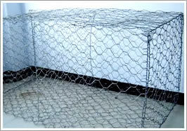 Hot Selling Gabion Box (Galvanized or PVC Coated)