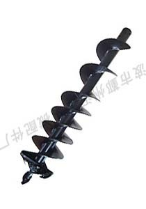 9 Inch Heavy Duty Fence Post Hydraulic Auger pictures & photos