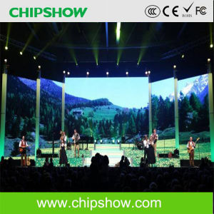 Chipshwo P4 Rental Full Color HD LED Display pictures & photos