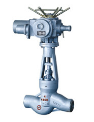 Pressure Seal Electric Globe Valve pictures & photos