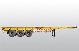 Container Trailer (CGC9400TJP) pictures & photos