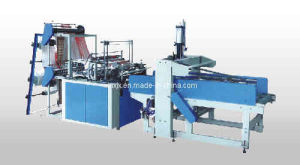 Computer Control Double Layer Bag Making Machine With Auto Punching pictures & photos
