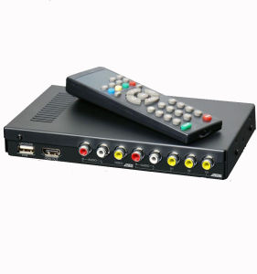 Car HD DVB-T Digital TV Receiver MPEG4+ PVR (DVB-T2010HD)
