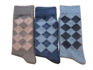 Men Cotton Socks (Men-056)