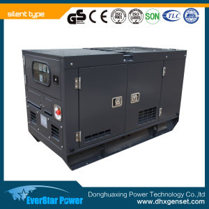9~3000kVA Silent Diesel Jenerator Set with Canopy for Nigeria
