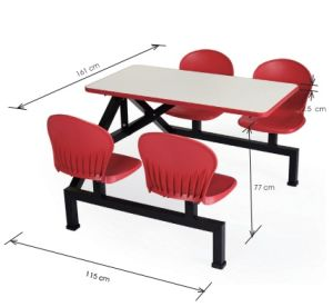 Demountable Dining Table, School Dining Table pictures & photos