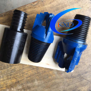 98mm 3 7/8 Inch Step Drag Bit for Water Well Drilling pictures & photos