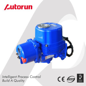 Electric Valve Actuator with Module and Screen pictures & photos