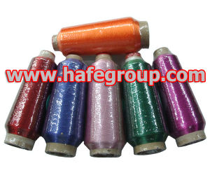 Metallic Embroidery Yarn (MS-Type) pictures & photos
