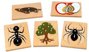Wooden Animal Puzzle (M312)