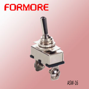 Toggle Switch /Auto Toggle Switch /Slide Switch pictures & photos