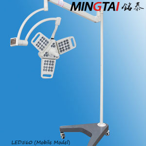 Mingtai Mobile LED Surgical Lamp with CE pictures & photos