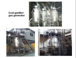 Single Stage Coal Gasifier pictures & photos